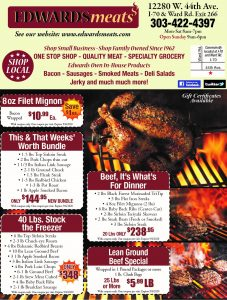 Edwards Meats Aug 20