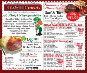 Edwards Meats Feb 2021